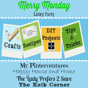 Welcome to the Merry Monday Link Party #18!
