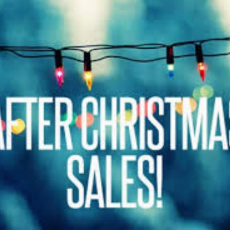 After Christmas Sales Tips!