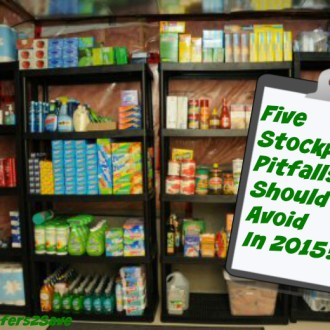 5 Stockpiling Pitfalls You Should Avoid This Year