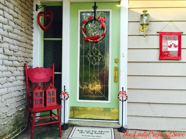 valentine's day porch reveal 1