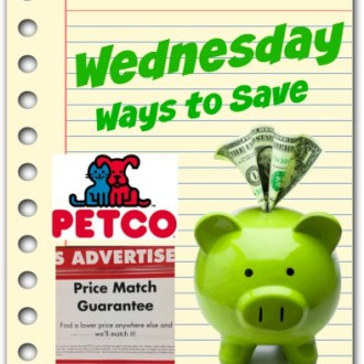 Ways To Save At Petco!