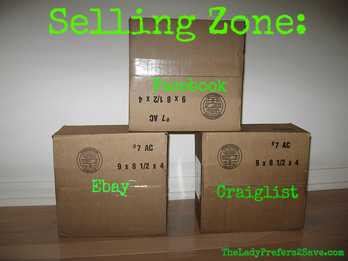 selling zone