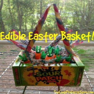 Edible Easter Baskets! #SCBH2015