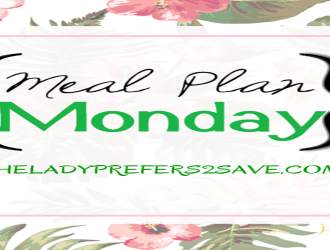 Meal Plan Monday & Stockpile Shopping Trip, 5/11/15!
