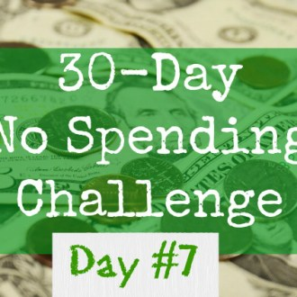 June No-Spend Month Challenge: Day 7 (Save On Your Utility Bills)