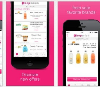 Save More On Your Groceries With The Shopmium Savings App!