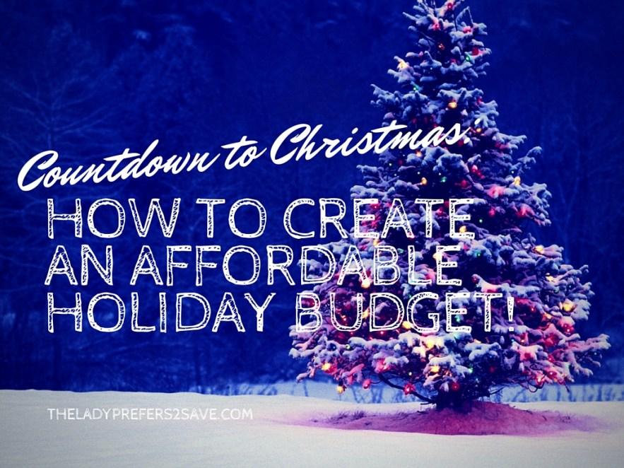 Countdown to Christmas-