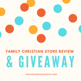 Family Christian Bookstore Review & Giveaway