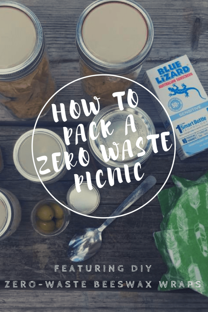 How to pack a zero-waste picnic this summer