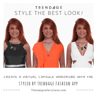 Styled by Trendage Fashion App Review