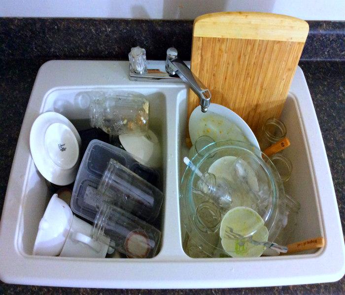 Scotch-Brite® Non-Scratch Scrub Dots Dishwand