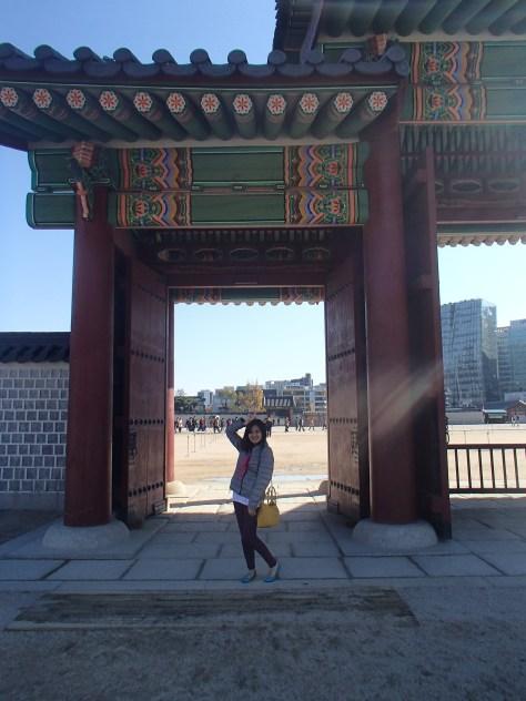 Gyeongbok Palace Entrance