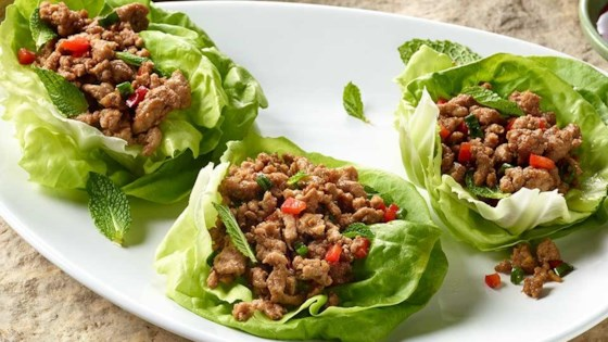 Food swap Lettuce instead of tacos