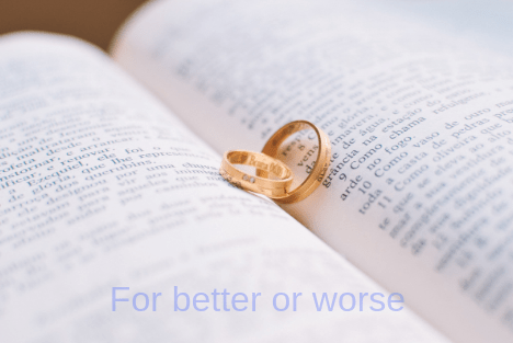 The Insurmountable Problem With Marriage
