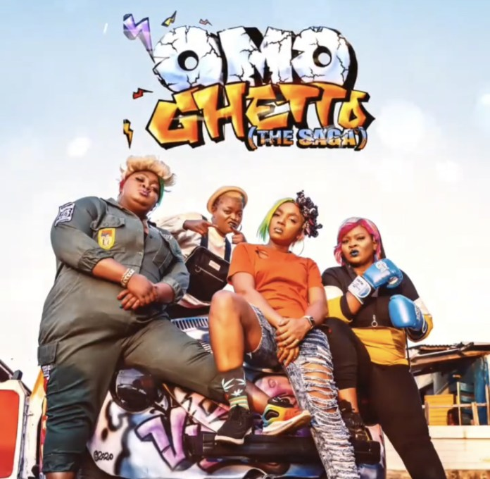 """Here's a First look at Funke Akindele-Bello's """"Omo Ghetto (The Saga)."""" -  The Lagos Review"""