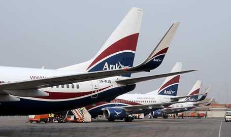 Aviation unions shut down Arik Air operations, vow to continue until…