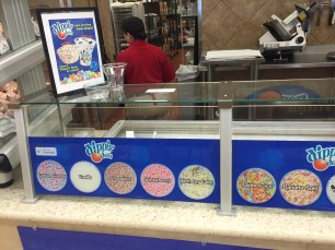 Did ya'll know that Buckee's has Dip N Dots??
