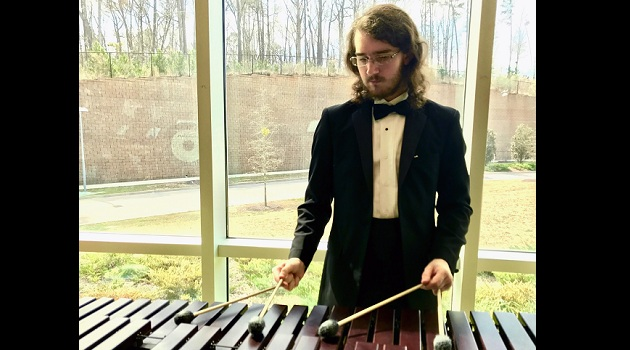River Bluff student invited to national honor band