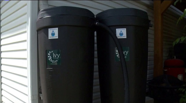 Rain barrel workshop May 26