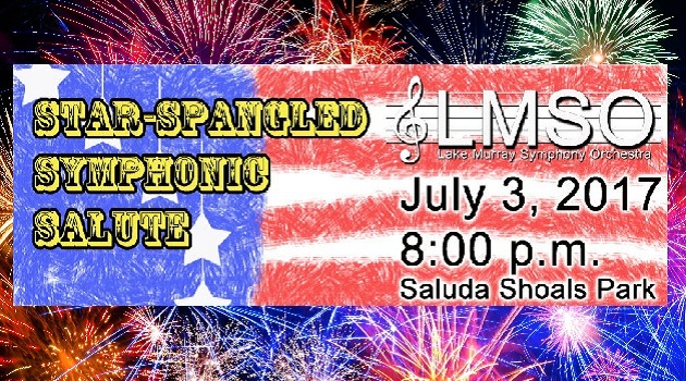 Star Spangled Symphonic Salute July 3