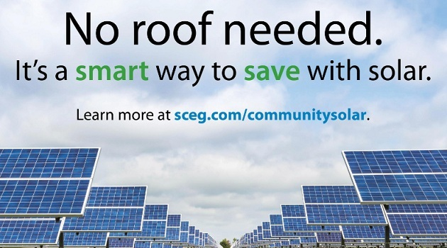 SCE&G launches state's largest community solar program