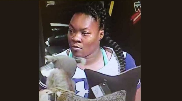 ca4083770d2 Woman wanted for robbing Kohls. The Lexington Police Department is searching  ...