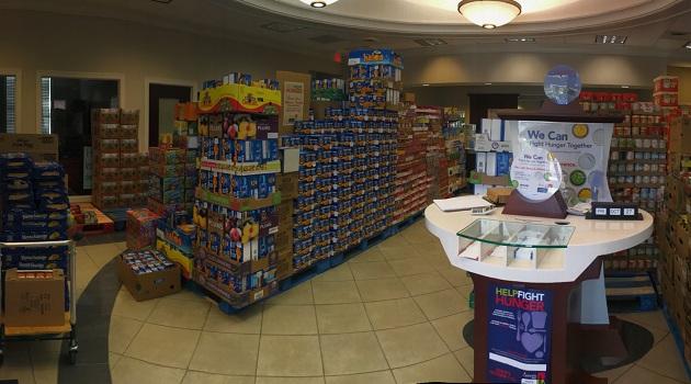 Ameris Bank helping fight hunger