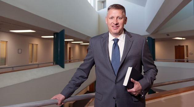 Richland County Chief Deputy County Attorney doubles as Reserve Judge Advocate