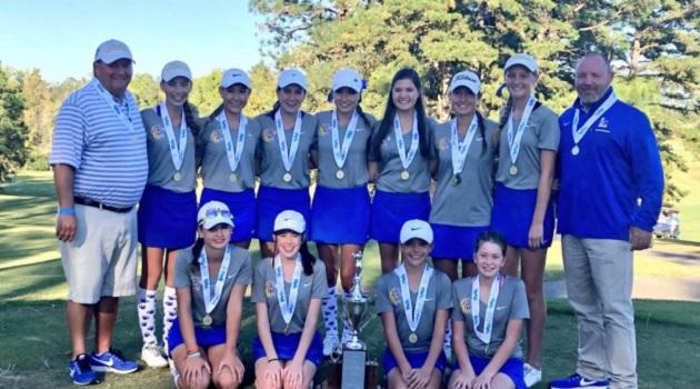 George Bryan Golf:Wildcats win 12th state championship