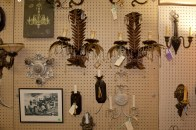 Sconces old and New