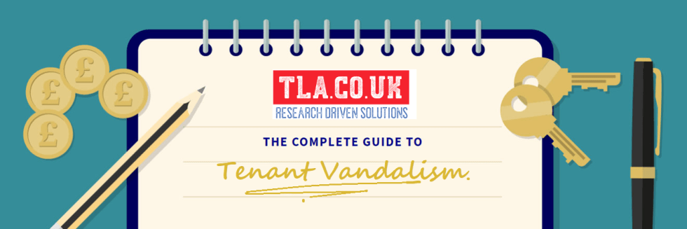 Tenant Vandalism Guide - Your Landlord Insurance Should Cover It