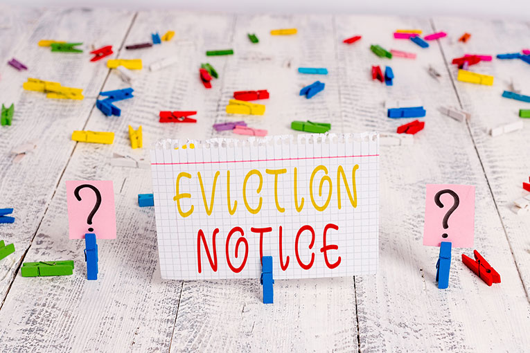 The Eviction Process