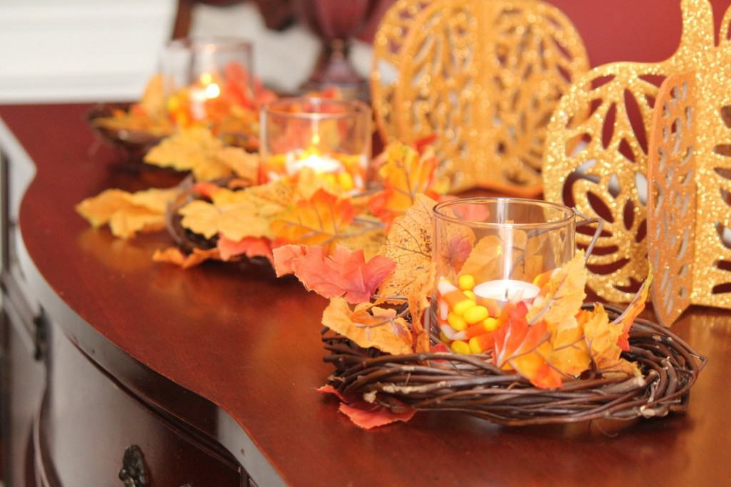 25 Cheap Thanksgiving Home Decorations