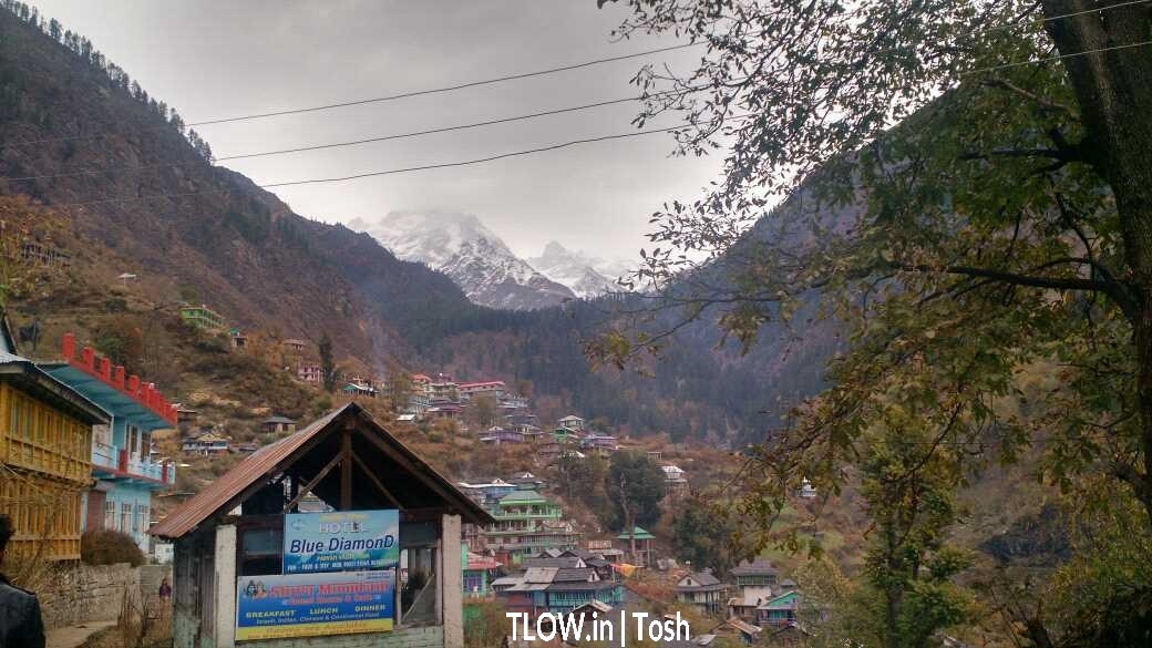 Where Hash and Trance abound: Tosh, Himachal Pradesh