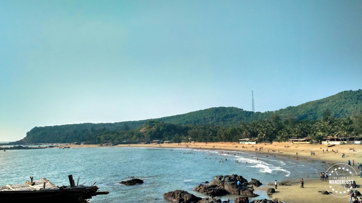 Backpacker's Travel Guide around Gokarna