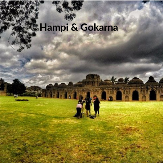 8 Days backpacker blueprint: Hampi, African village & Gokarna