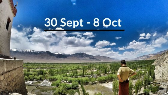 Backpackers road trip around Leh-Ladakh in nine days via Kashmir