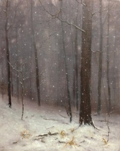 Winter Woods Deborah Paris