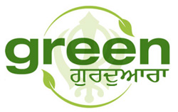 green gurdwara
