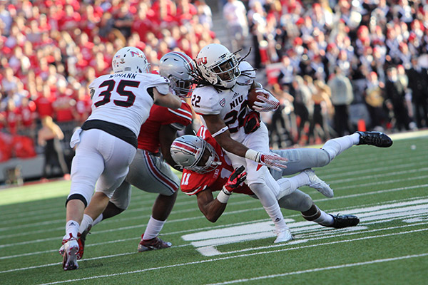 'Silver Bullets' defense carrying the burden for Ohio ...