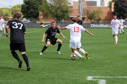 Ohio State men's soccer drops another Big Ten bout   The ...
