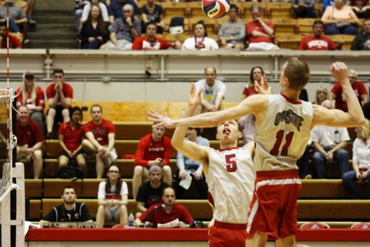 Men's volleyball: Ohio State advances to conference semis ...