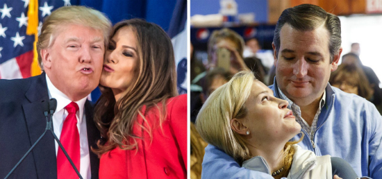 Donald-Ted-Wives-Hugging-Sized
