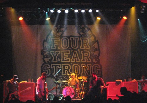 Review: Four Year Strong Concert