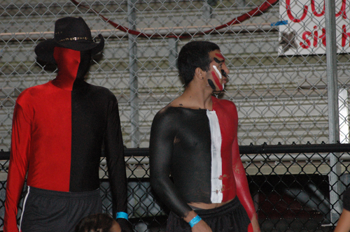 The Cowboy Bandit: CCHS's Mysterious Spirit Superhero