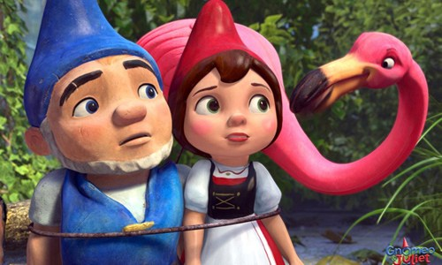 Review:  Gnomeo and Juliet