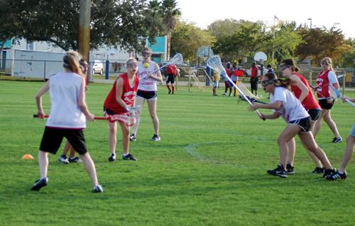 Girls Lacrosse: Cowboys Participate In Preseason Tournament