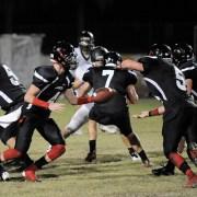 Varsity Football: Cowboys Defeat Western And Snap Seven Year Hog Bowl Losing Streak