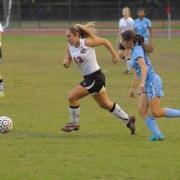 CCHS Girls' Soccer Team Kicks It Up A Notch