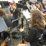 CCHS Concert Band Hits A High Note